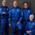 Video: Todo un éxito el primer viaje comercial al espacio de Jeff Bezos y su Blue Origin